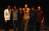 The Bills post concert - Adrian Dolan, Richard Moody, Marc Atkinson, Chris Frye, Joby Baker, Joey Smith